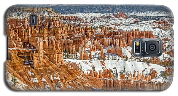 Hoodoos At Sunset Point Galaxy S5 Case