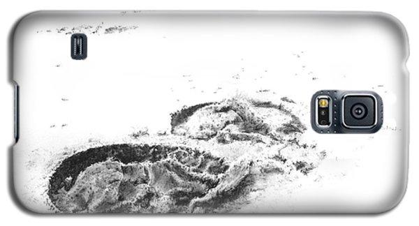 Hoof Prints Galaxy S5 Case