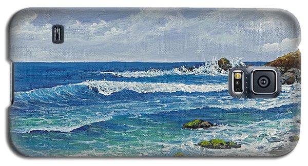 Hookipa Galaxy S5 Case by Darice Machel McGuire
