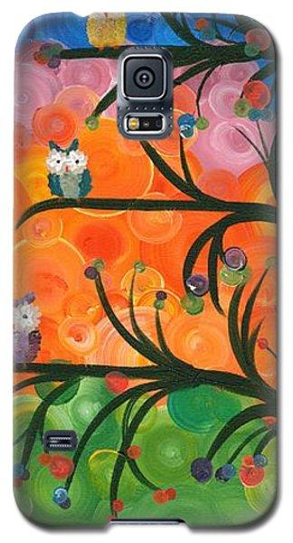 Hoolandia Family Tree 01 Galaxy S5 Case