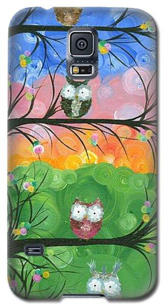 Hoolandia Family Tree 02 Galaxy S5 Case