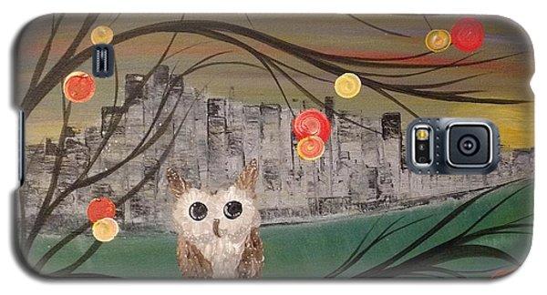 Hoolandia Hoo's City 03 Galaxy S5 Case