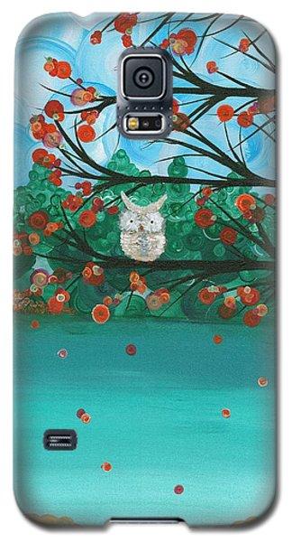 Hoolandia Seasons - Autumn Galaxy S5 Case