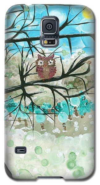 Hoolandia Seasons - Winter Galaxy S5 Case