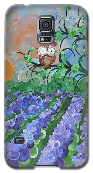 Hoolandia Seasons Summer Galaxy S5 Case
