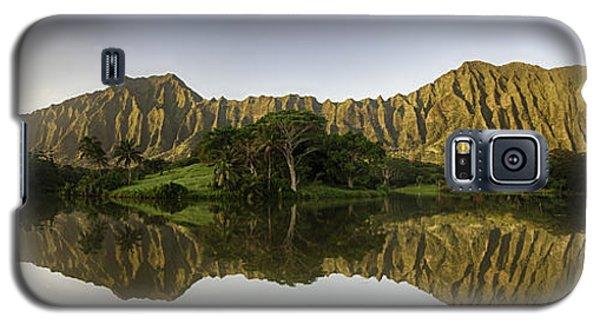 Hoomaluhia Sunrise Galaxy S5 Case