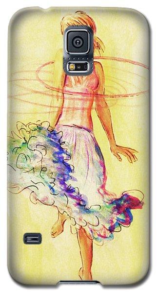 Hoop Dance Galaxy S5 Case