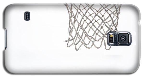 Hoops Galaxy S5 Case by Karol Livote