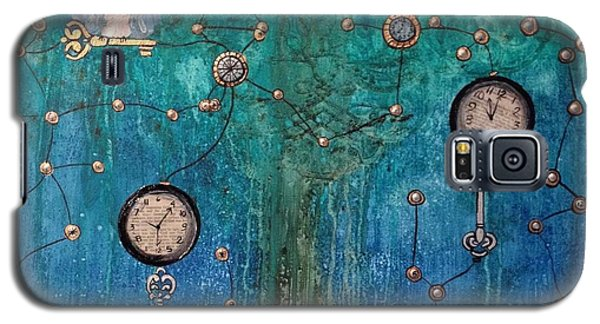 Hoopunked - Steampunked No. 376 Galaxy S5 Case
