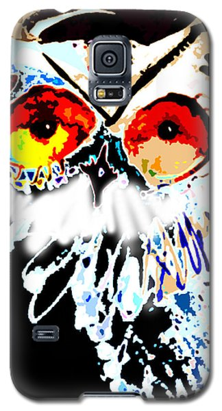 Hoot Digitized Galaxy S5 Case