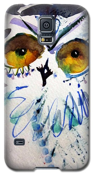 Hoot Uncropped Galaxy S5 Case
