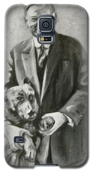 Hoover And King Tut Galaxy S5 Case