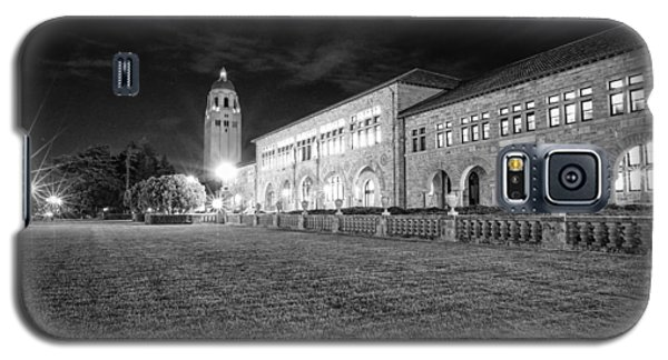 Hoover Tower Stanford University Monochrome Galaxy S5 Case by Scott McGuire