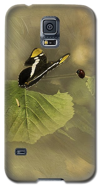 Hop On My Back My Lady And We Will Fly Far Far Away Galaxy S5 Case