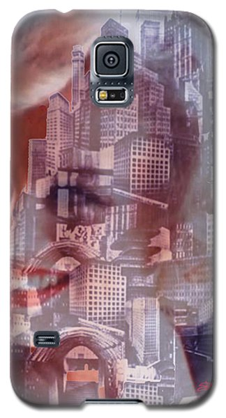 Hope And Tragedy Galaxy S5 Case by Seth Weaver