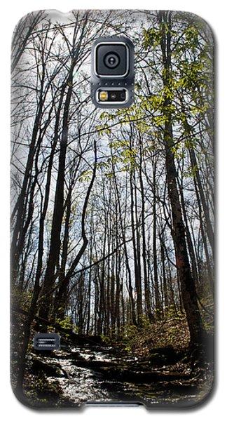 Hope In A  Mountain Stream Galaxy S5 Case