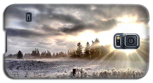 Hope - Landscape Version Galaxy S5 Case