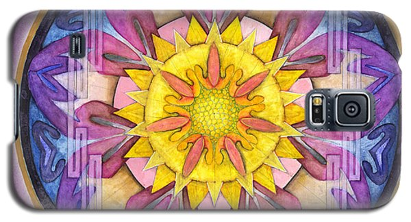 Hope Mandala Galaxy S5 Case