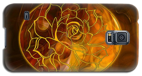 Hope Springs Eternal Abstract Healing Art Galaxy S5 Case