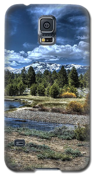 Hope Valley Wildlife Area 2 Galaxy S5 Case