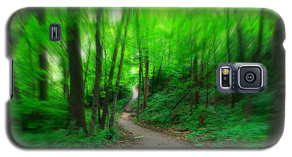 Hopkins Path Galaxy S5 Case by Amanda Stadther