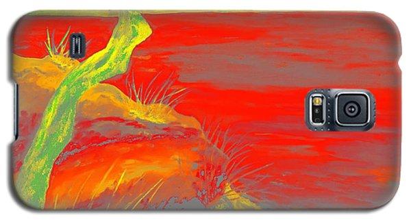 Horizon Galaxy S5 Case by Loredana Messina