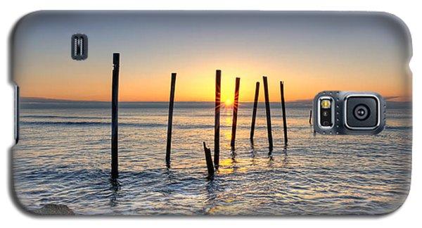 Horizon Sunburst Galaxy S5 Case