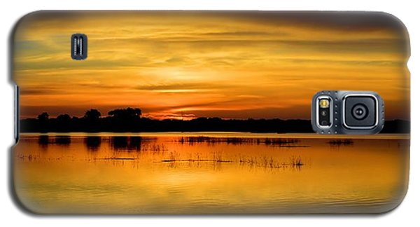Horizons Galaxy S5 Case by Bonfire Photography