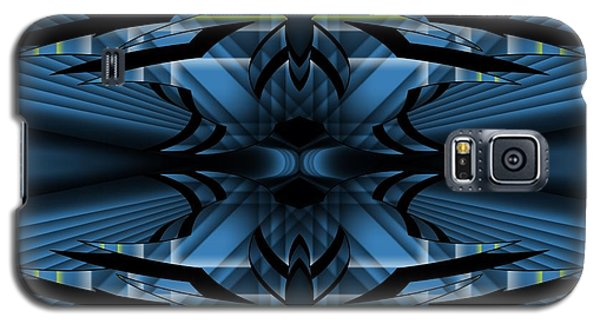 Galaxy S5 Case featuring the digital art Horizons Past 1 by Brian Johnson