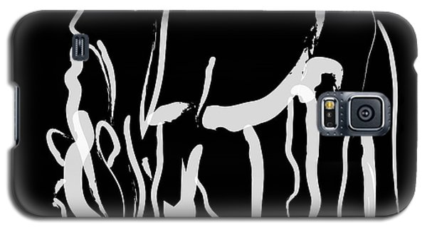 horse- Be strong Galaxy S5 Case