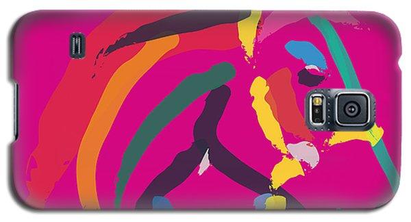 Horse - Colour Me Strong Galaxy S5 Case