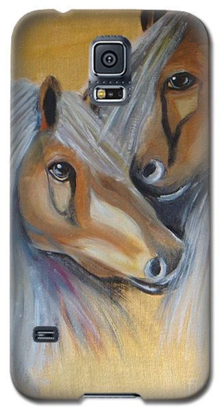 Horse Duo Galaxy S5 Case