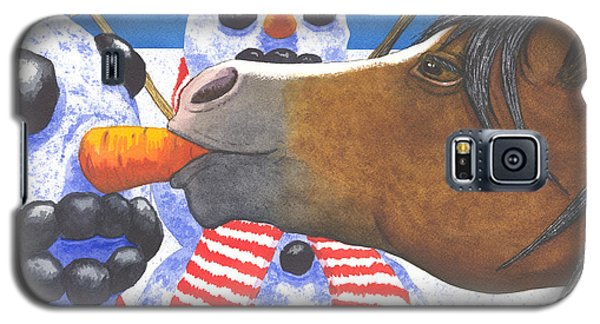 Horse Got Your Nose Galaxy S5 Case