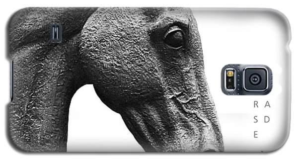 Horse Head 1 Galaxy S5 Case
