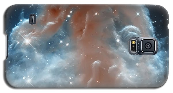 Horse Head Nebula Galaxy S5 Case