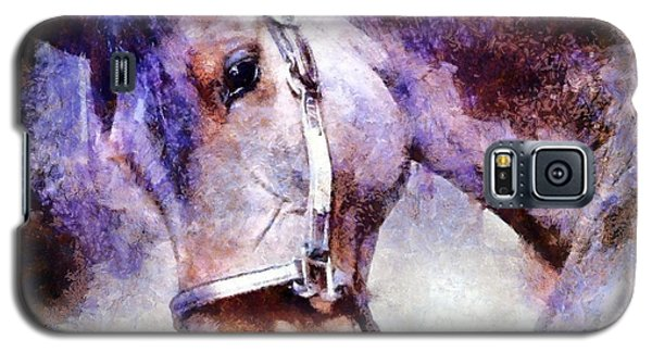 Horse I Will Follow You Galaxy S5 Case