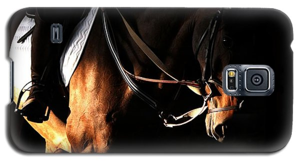 Horse In The Shade Galaxy S5 Case