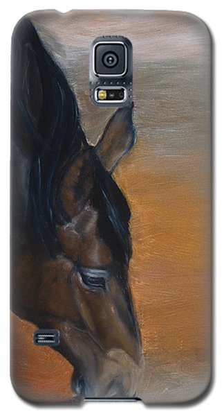 horse - Lily Galaxy S5 Case