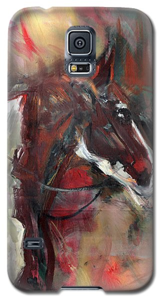 Horse Of The Past Galaxy S5 Case