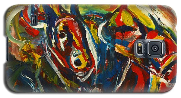 Horse Pasta Galaxy S5 Case