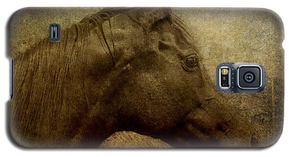 Horse Portriat Galaxy S5 Case