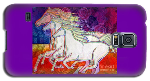 Horse Spirits Running Galaxy S5 Case