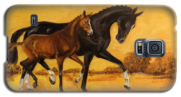 Horse - Together 2 Galaxy S5 Case