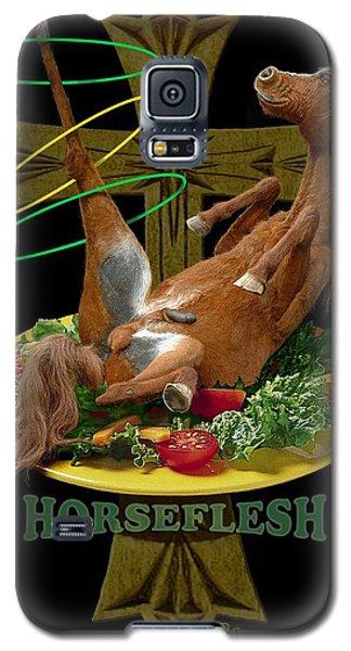 Horseflesh Galaxy S5 Case