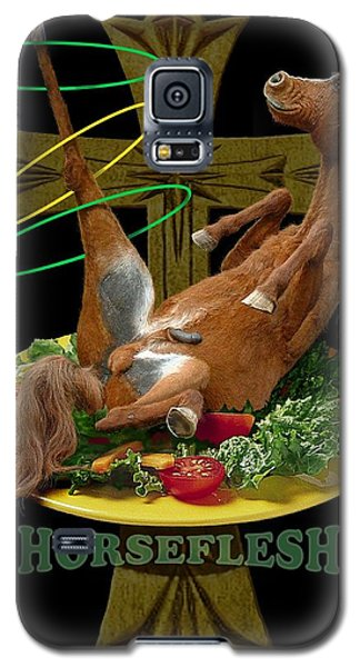 Horseflesh Galaxy S5 Case