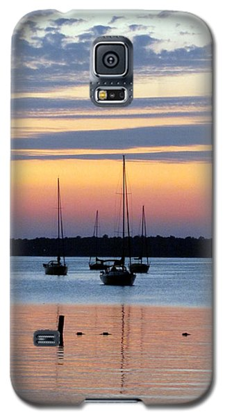 Horsehoe Island Sunset Galaxy S5 Case