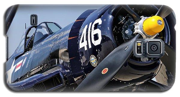 Navy Corsair Galaxy S5 Case