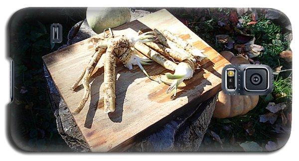 Horseradish In The Fall Galaxy S5 Case