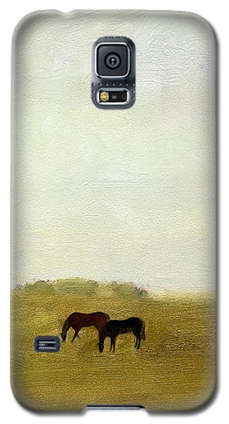 Horses Afield Galaxy S5 Case