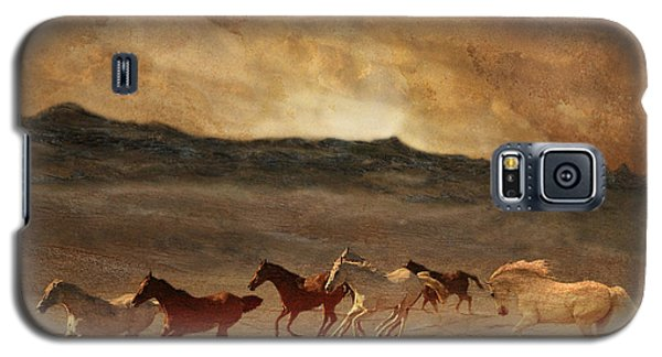 Horses Of Stone Galaxy S5 Case